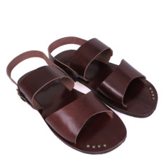 Mark(64)-Men Leather Sandals