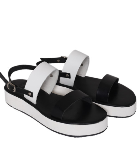 Chloe.3-Women Leather  Sandals