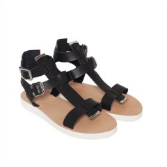 London-Women Leather Sandals