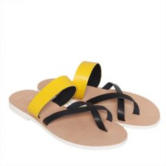 Syros-Women Leather Sandals