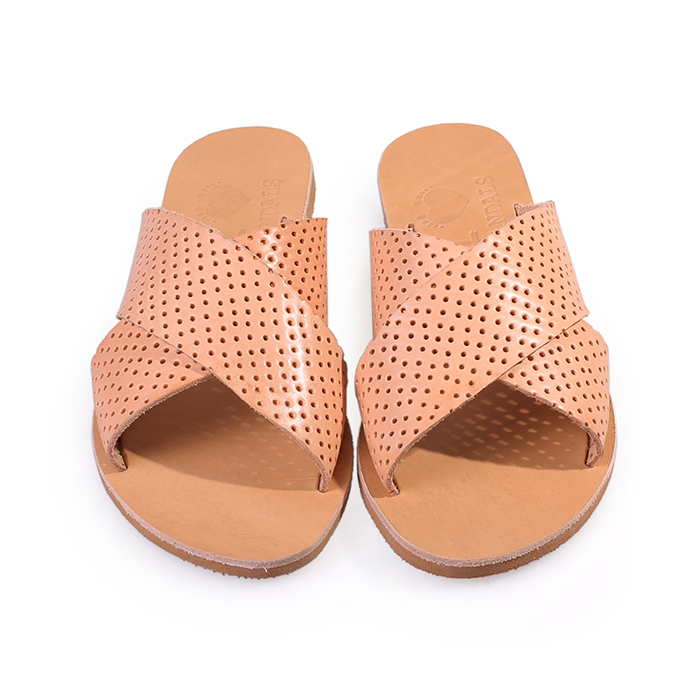 323f7e731a63 Gaia Sl-Women Leather Sandals