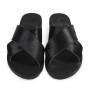 Gaia-Women Pony Leather Sandals