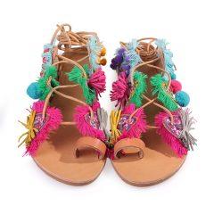 Urania-Women Leather Sandals