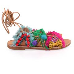 Urania-Women Leather Sandals