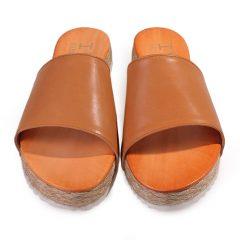 Nike2/Suede-Women Metallic Leather Sandals