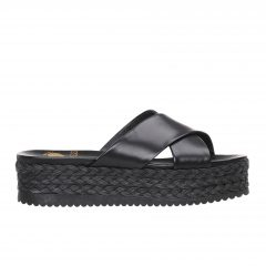 Victoria/L - Women Leather Sandals