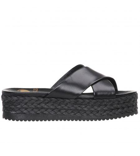 Victoria/L - Women Leather Sandals