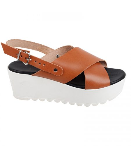 Barcelona - Women Leather Sandals