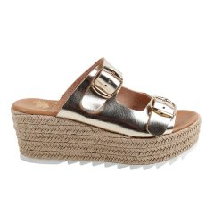 Selene-Women Leather Sandals