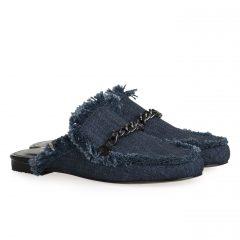 Irma/Jean- Women Leather Mules