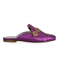 Annete - Women Leather Mules