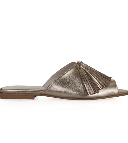 Agnes- Women Leather Sandals