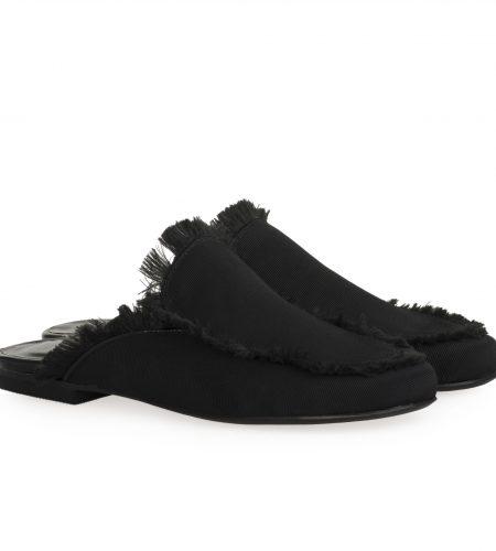 Linda/Jean - Women Leather Mules