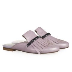 Odilia- Women Leather Mules