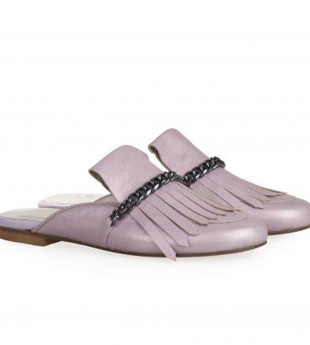 Odilia- Women Leather Mules