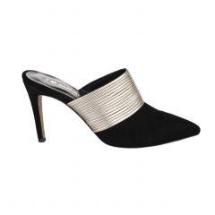 Manada-Women Leather Mules
