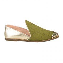 Marcia - Women Silk Shoes