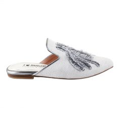 Insetto - Women Linen Mules