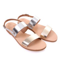 Chloe Multy-Women Metal Multy Sandals