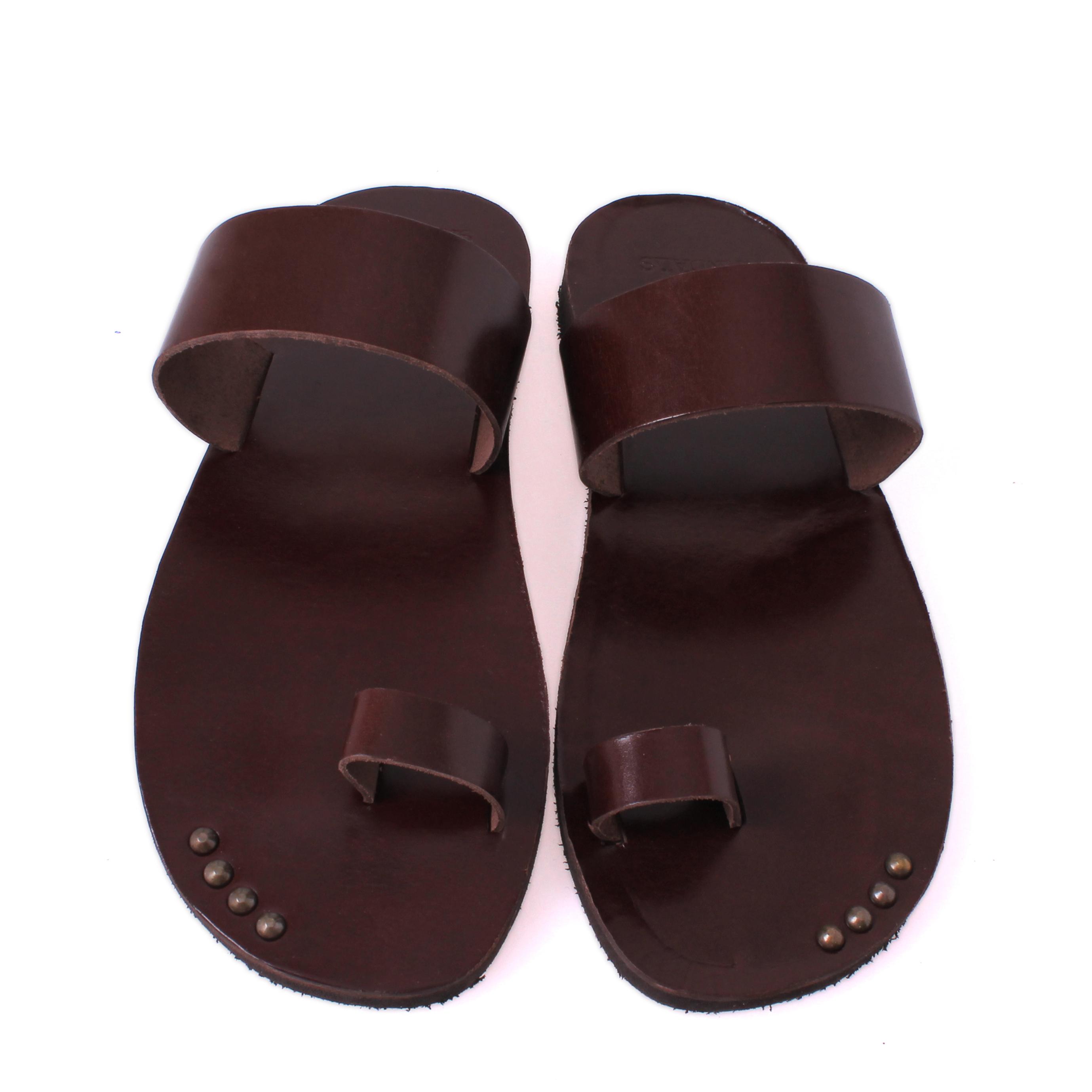87a2a9668e7 Chris(62)-Men Leather Sandals