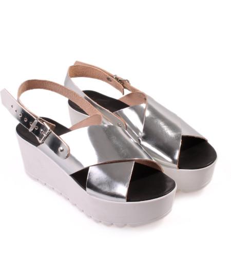 Barcelona-Women Leather Sandals