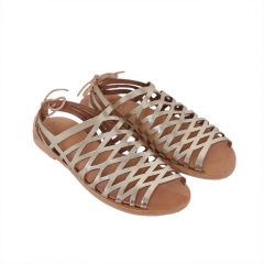 Daphne-Women Leather Sandals