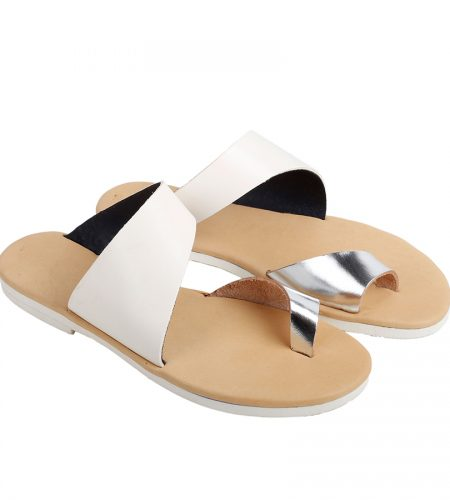 Antiparos/B-Women Leather Sandals