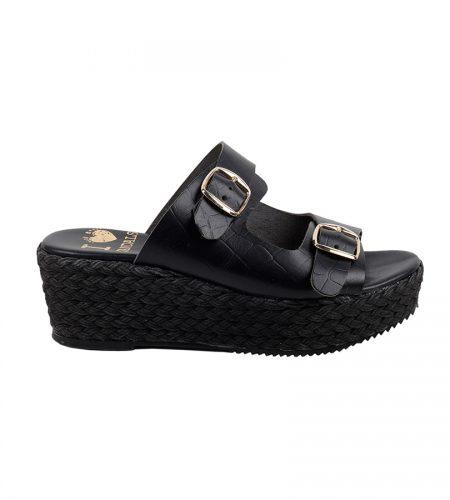 Selene-Women Leather Sandals