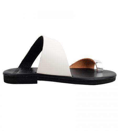 Antiparos/B-Women Leather Sandals