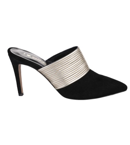Manada-Women Leather Mules