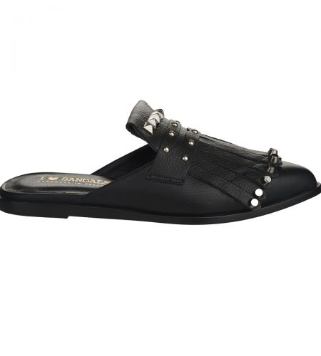 Alexis - Women Leather Mules