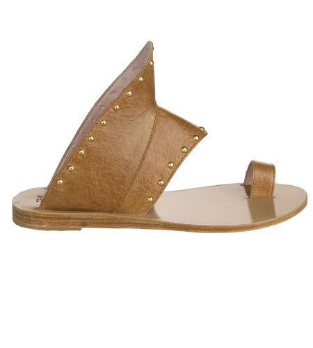 Sydney/Pin - Women Leather Sandals
