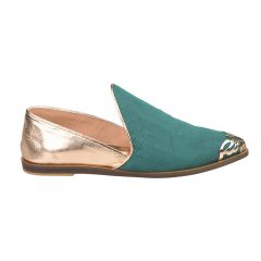 Marcia - Women Silk Shoes