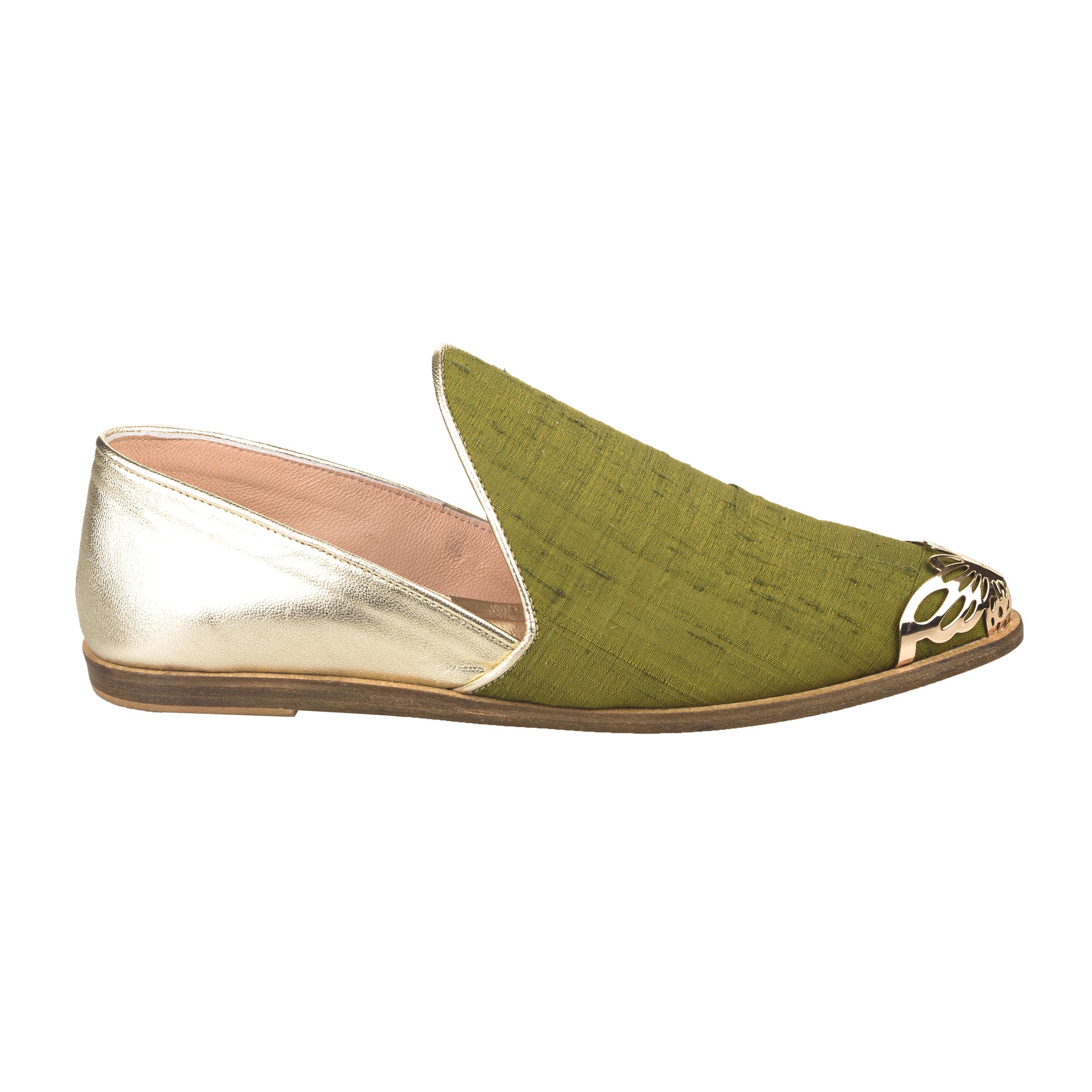 Marcia – Women Silk Shoes