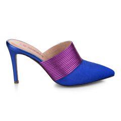 Manada - Women Silk Mules