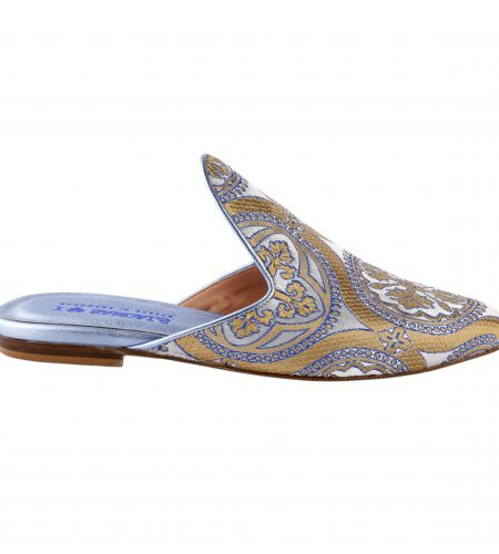 Bernice - Women Fabric Mules