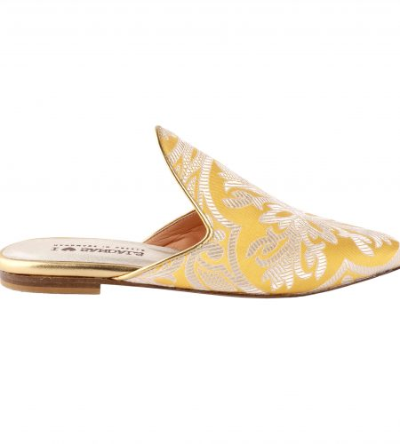 Debbora - Women Fabric Mules