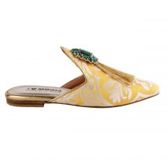 Martha - Women Fabric Mule