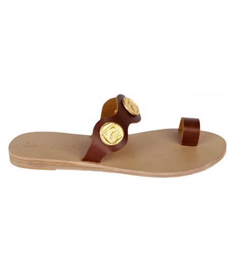 Livia - Women Leather Sandals