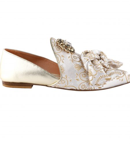 Tabitha - Women Fabric Shoes