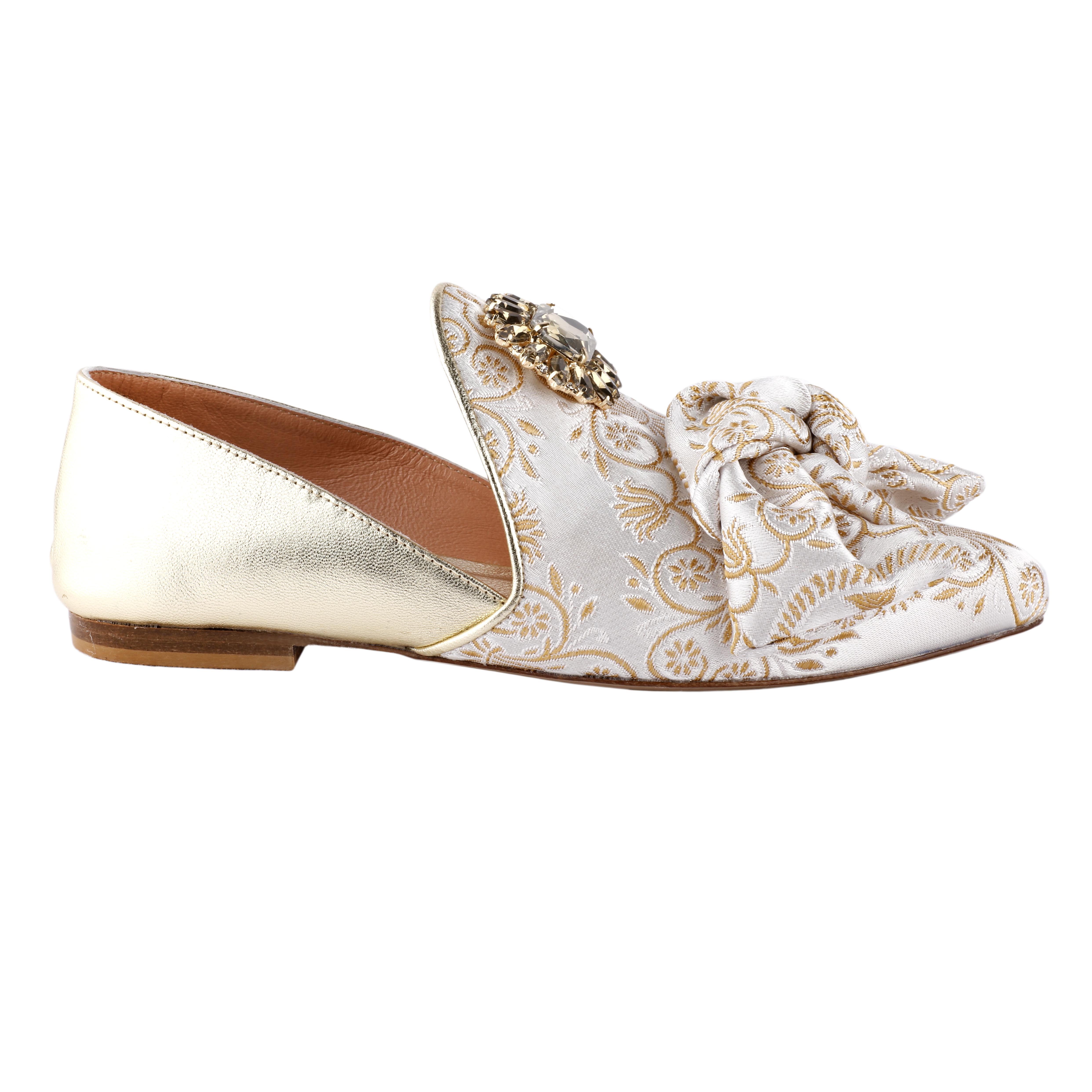 Tabitha – Women Fabric Shoes