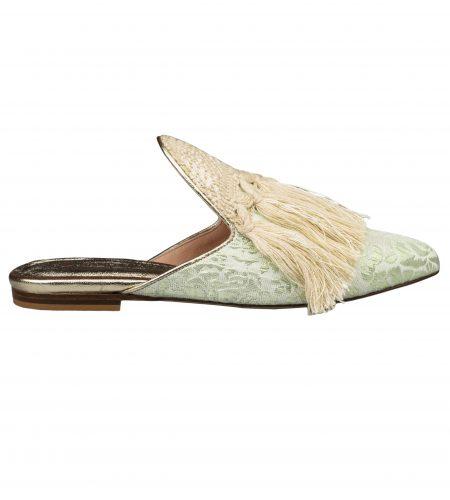 Jaya - Women Fabric Mule