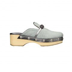 Clara - Women Pony Clogs