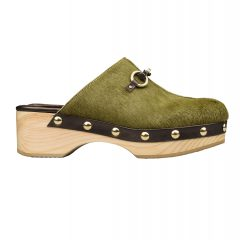 Gerda - Women Pony Clogs